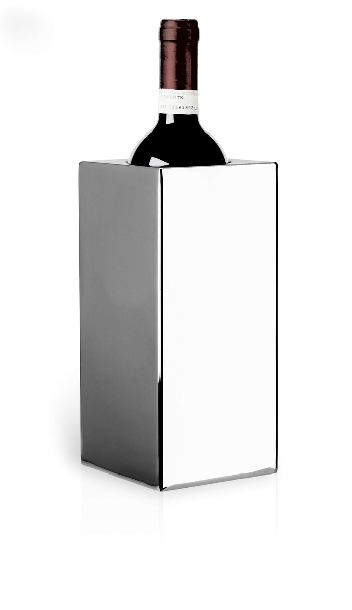 Elleffe Design North America :Design Wine Chiller in Stainless Steel Grade 18/10 by Elleffe Design