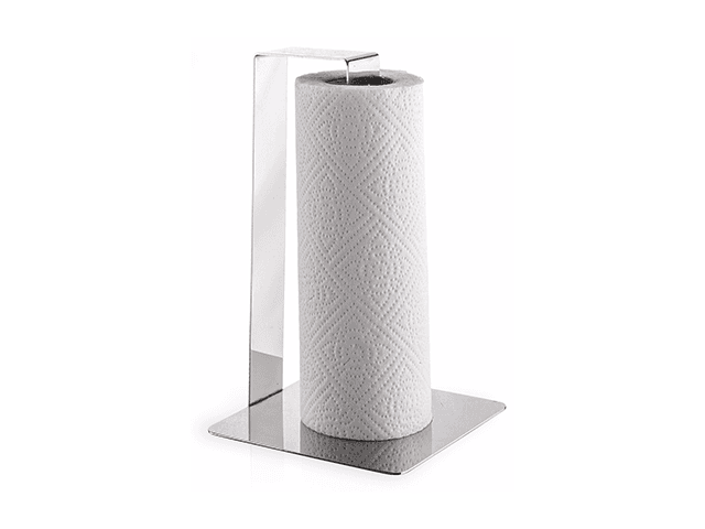 Elleffe Design North America :Juta Paper Towel Holder in Stainless Steel Grade 18/10 by Elleffe Design