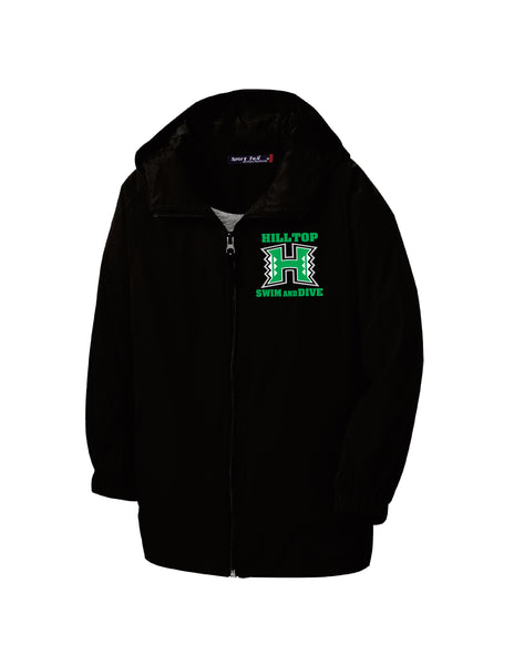 Lancers Hooded Team Reglan Jacket