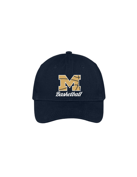 MHS Brushed Twill Cap