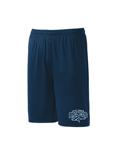 Broncos Competitor Practice Shorts