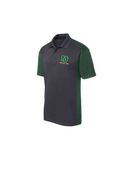 Mariners Colorblock Polo