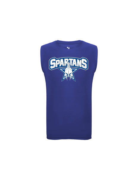 7v7 Pro-Compression Sleeveless Crew