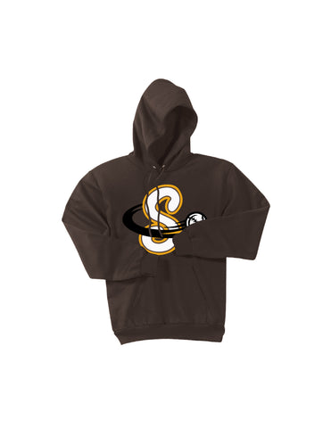 Team Fleece Pullover Hooded Sweatshirt