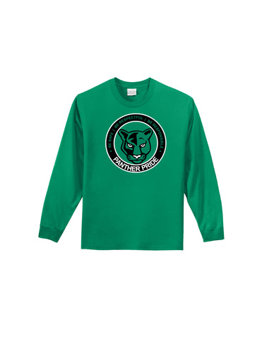 Panther Long Sleeve Tee