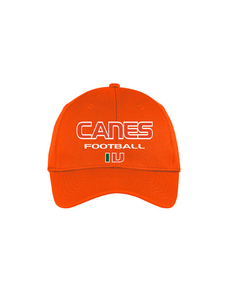 Canes Football Dad Hat