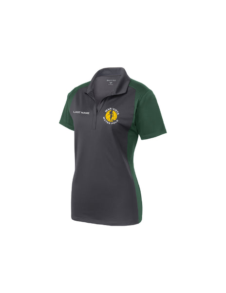 MV Team Ladies Colorblock Team Polo