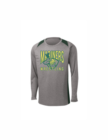 Mariners Dri-Fit L/S Tee