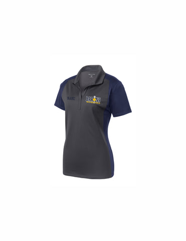 Ladies Colorblock Sport-Wick Polo