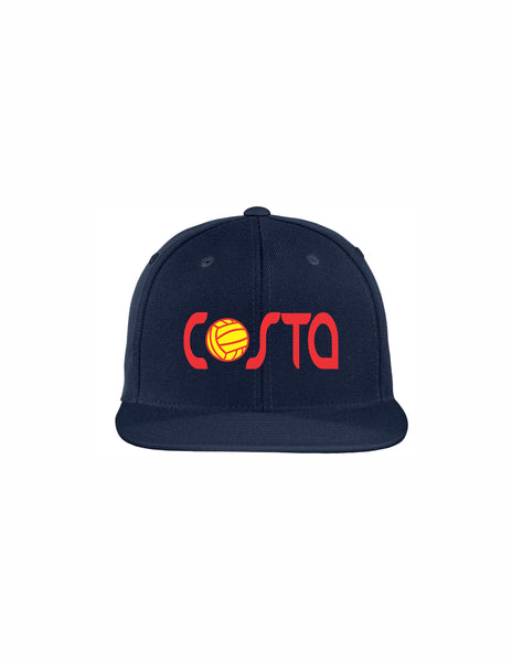Costa Elite Navy Snapback