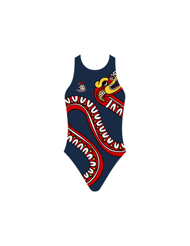MOH Girls Water Polo Swim Suit