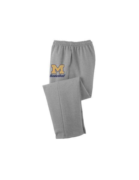 MHS Fleece Sweatpant with Pockets