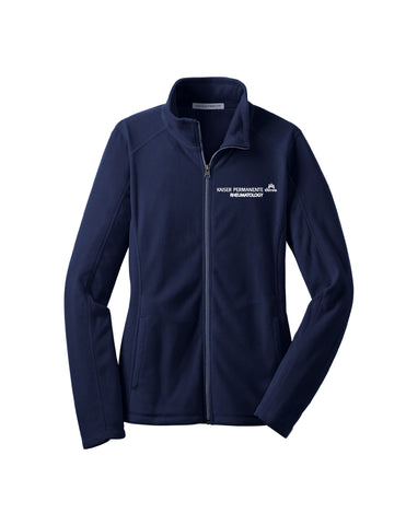 KP Rheumatology Ladies Fleece Jacket