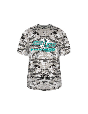 Badger Digital Camo Dri-Fit