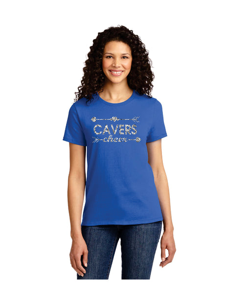 Cavers Team Tee