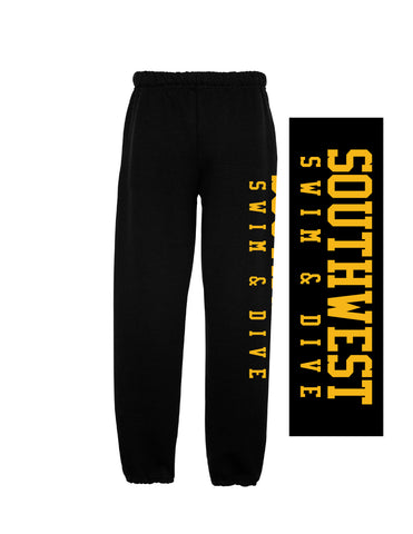 JERZEES SUPER SWEATS NuBlend - Sweatpant with Pockets