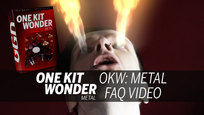One Kit Wonder: Metal - FAQ Video!