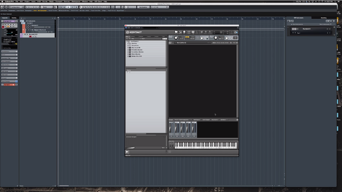 How to route GGD in Cubase