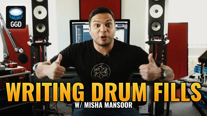 Writing realistic drum fills w/ Misha Mansoor