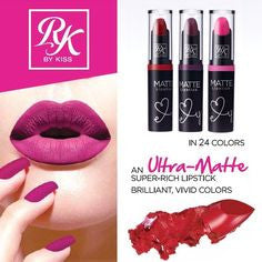 Ruby Kisses Matte Lipstick - MakeUpMart