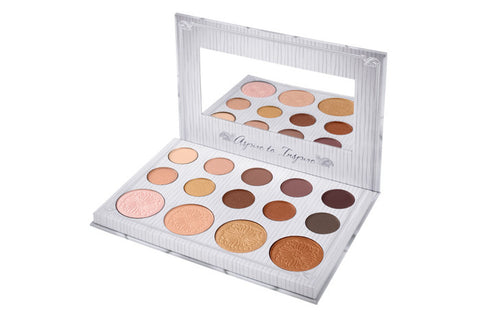 CARLI BYBEL Eyeshadow Palette - MakeUpMart
