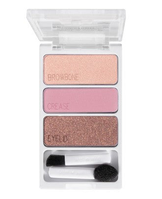 Wet N Wild Queen Of My Heart Color Icon Eyeshadow Trio