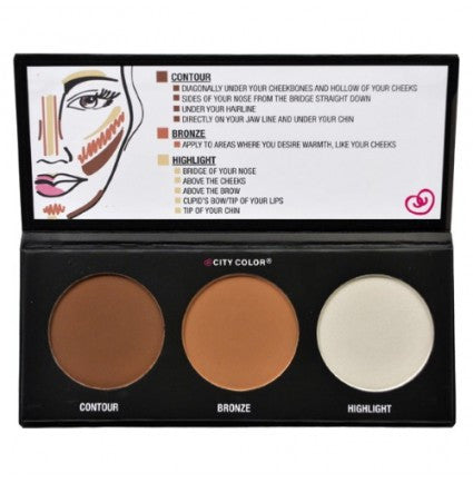 CITY COLOR Contour Effects - MakeUpMart
