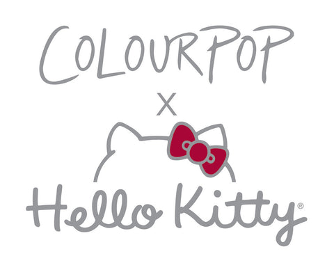 Colourpop x Hello Kitty