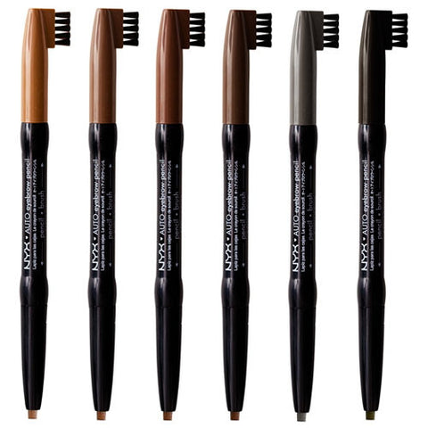NYX Cosmetics Auto Eyebrow Pencil - MakeUpMart
