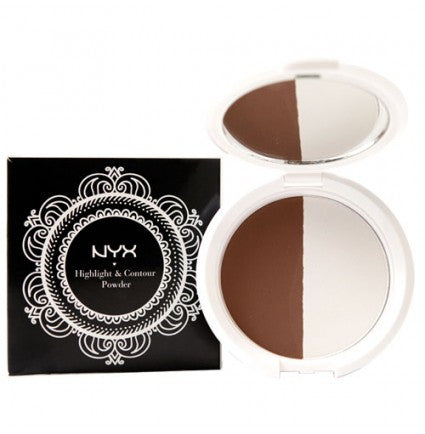 NYX Cosmetics Highlight & Contour Powder - MakeUpMart