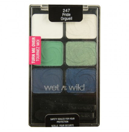 Wet N Wild Color Icon Eyeshadow Palette - Pride