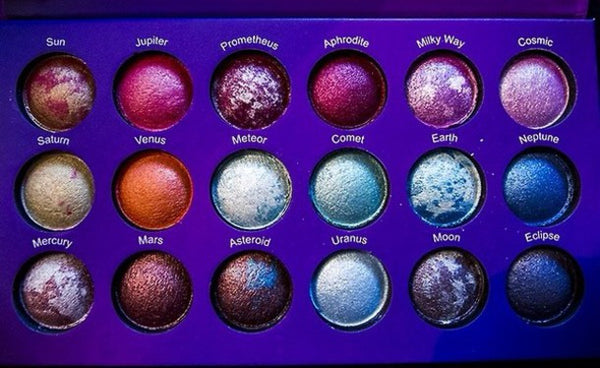 BHCosmetics Galaxy Chic Baked Eyeshadow Palette