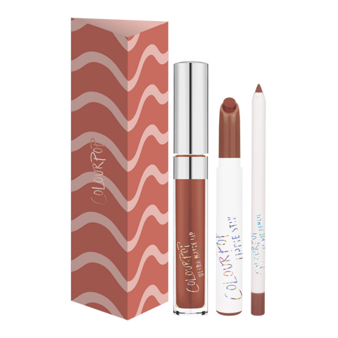 Colourpop Lip Trio