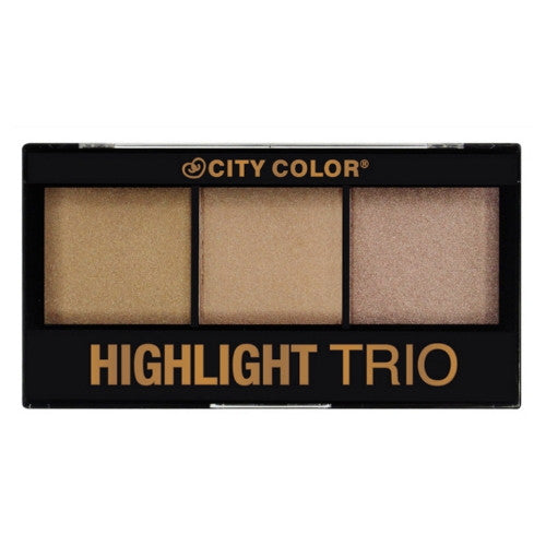 City Color Highlight Trio - Collection 2