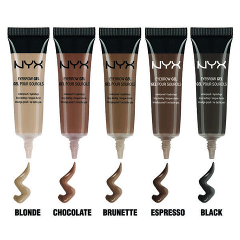 NYX Cosmetics Eyebrow Gel - MakeUpMart