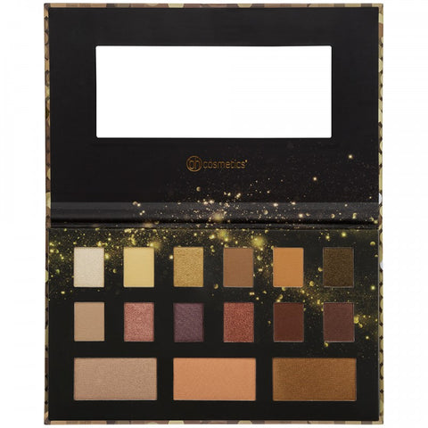 BHCosmetics Gold Rush Eye & Cheek Palette