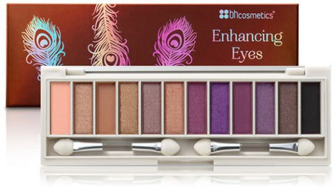 BH Cosmetics Enhancing Eyes Palette - Beautiful Brown Eyes