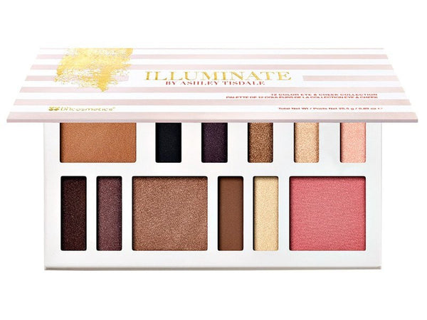 Illuminate By Ashley Tisdale: Night Goddess -12 Color Eye & Cheek Collection