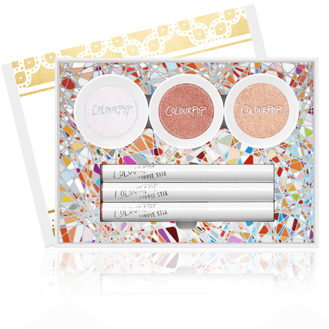 Colourpop Strobing Kit 1 & 2 - MakeUpMart