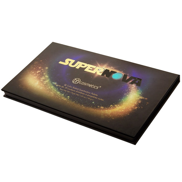 BH Cosmetics Supernova - 18 Color Baked Eyeshadow Palette