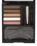 Wet N Wild Ultimate Brow Universal Stencil Kit