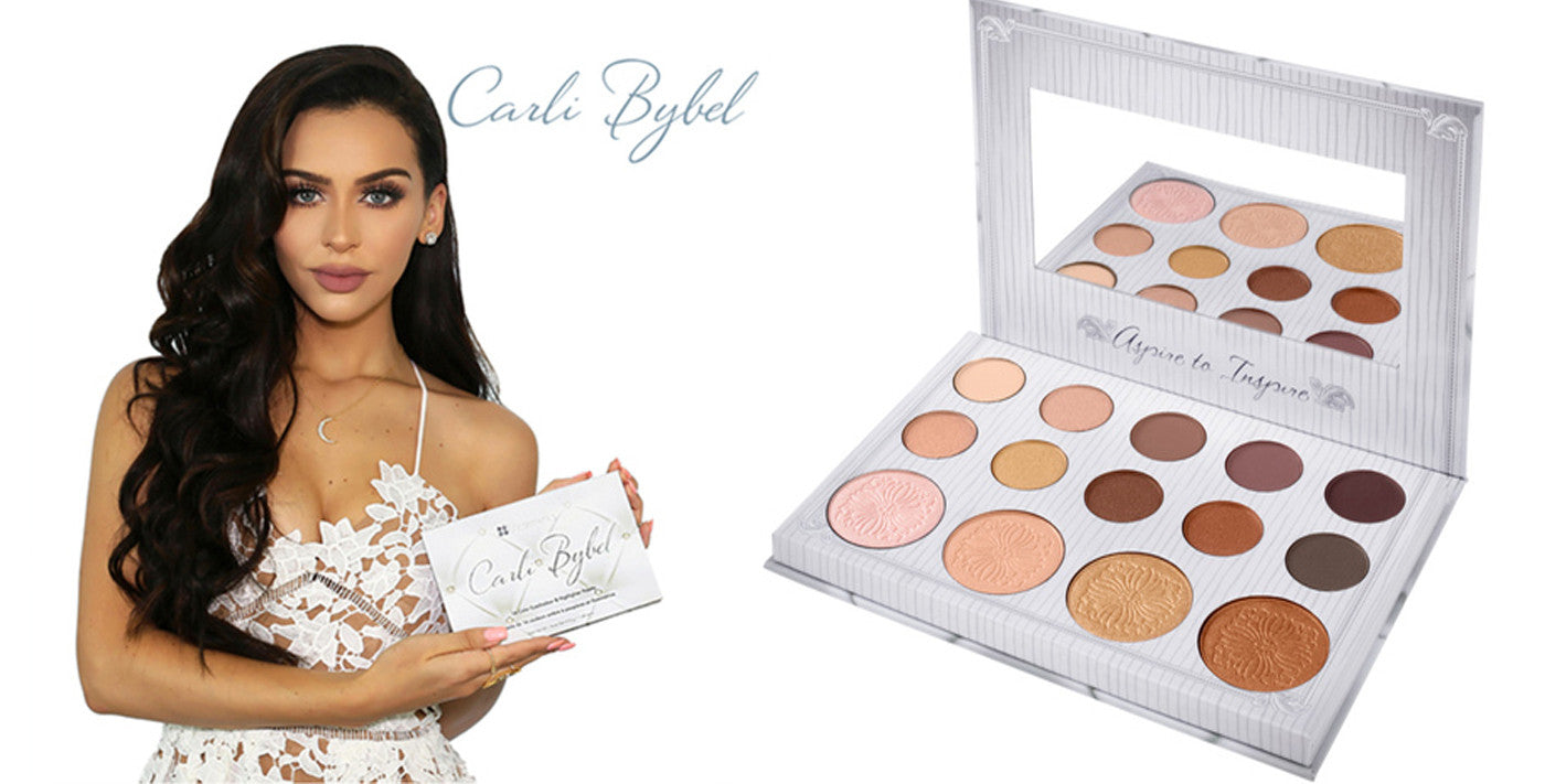 Carli Bybel Pallette UK