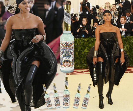 Solange at the Met Gala 2018 & Why You Should Buy Florida Water