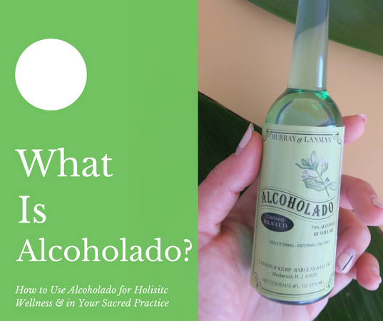 What is Alcoholado?