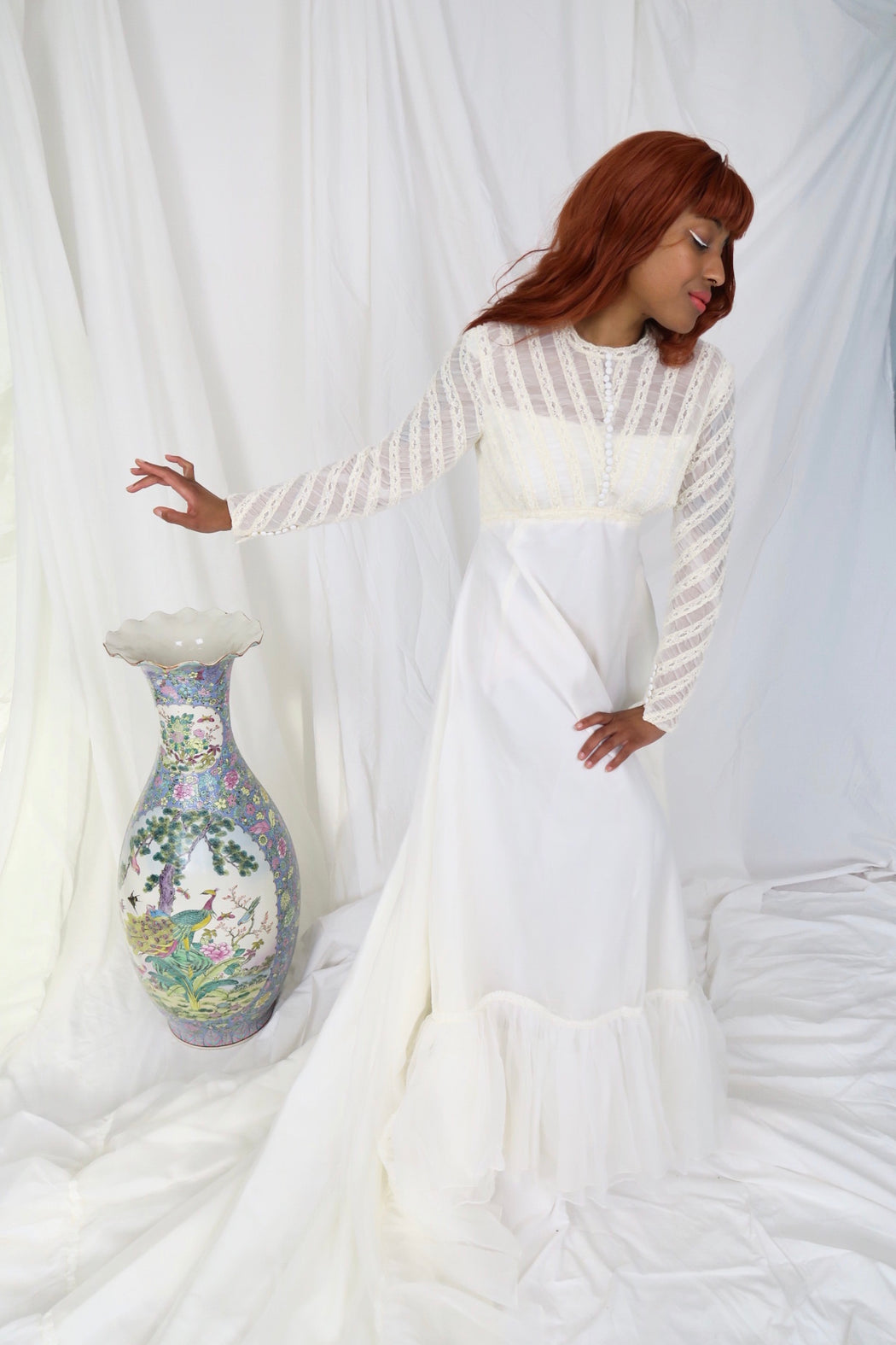 Daydream 1960s Wedding Dress