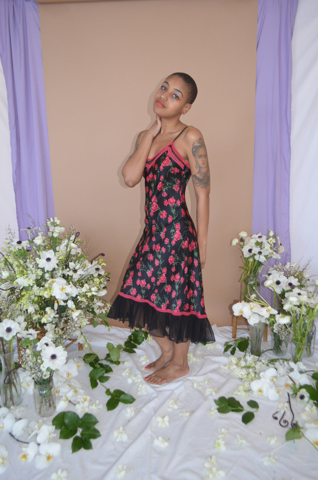 Betsey Roses Dress