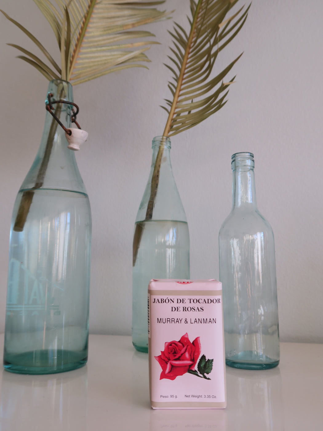Rose Soap - Jabon de Rosas