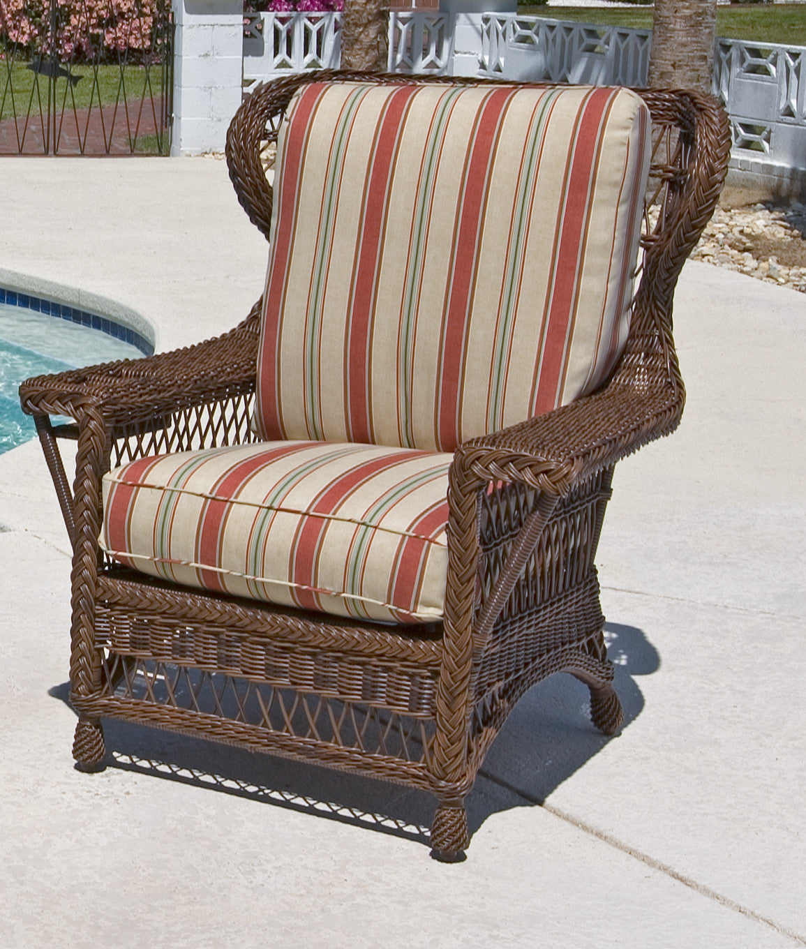 Bar Harbor Wing Chair
