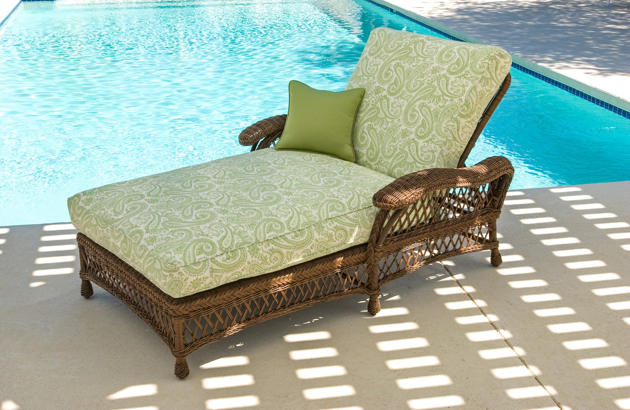 Outdoor Chaise And A Half