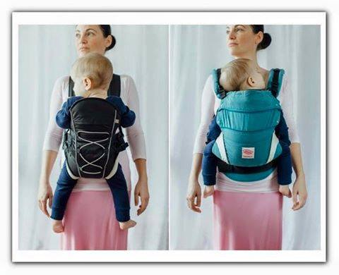 m position baby carrier